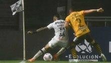 Marinho defende Holan e diz que Peixe precisa pontuar contra o Boca