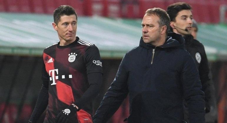 Lewandowski vira alvo de Chelsea para a próxima temporada