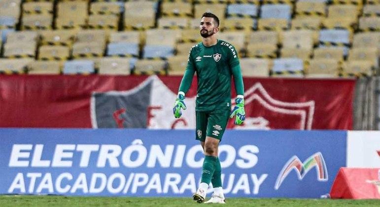 Marcos Felipe minimizou atuação de argentino como goleiro