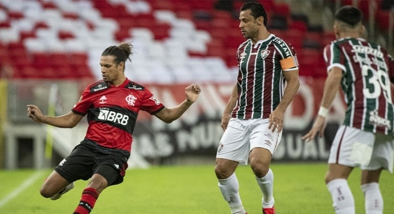 Clássico entre Flamengo e Fluminense decidirá o Cariocão