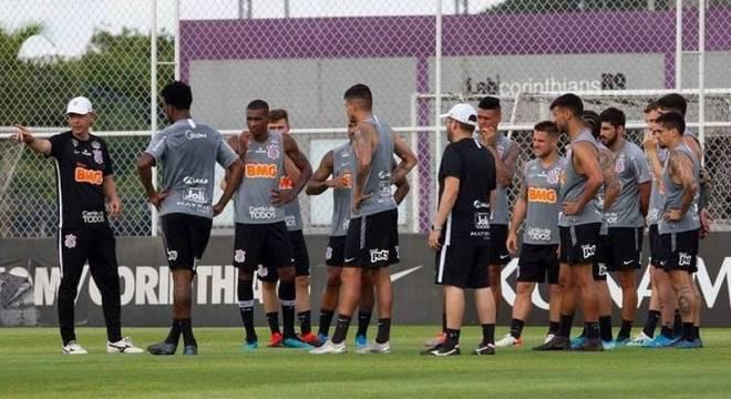 Corinthians preservou a identidade de todos os jogadores que testaram positivo