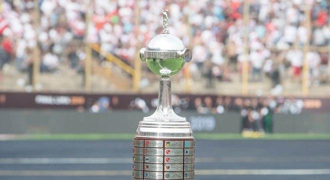 Libertadores será retomada no dia 15 de setembro