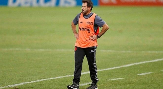 Ramon jogou no Vasco de 1996 até 2000