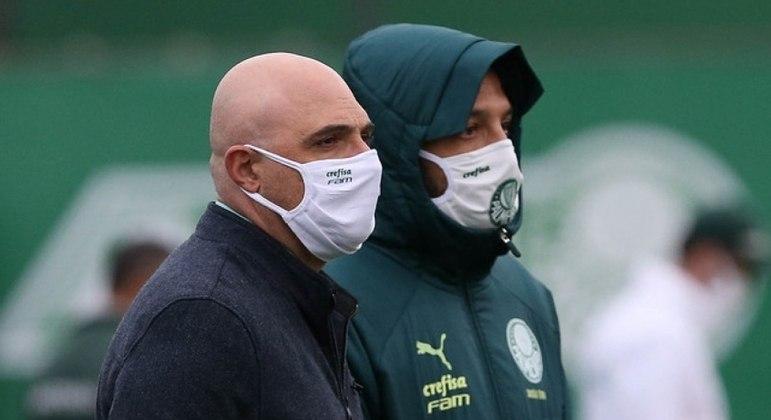 Palmeiras supera meta e arrecada R$ 40 milhões com a Libertadores