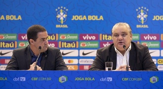 Jardine convocou para amistosos contra Venezuela e Japão