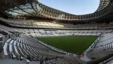 Estádio da final da Copa do Mundo do Qatar está quase concluído