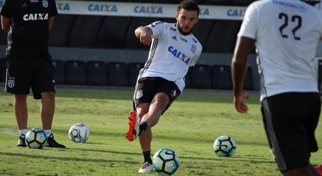 Artilheiro da Ponte no ano, André Luis é o novo reforço do Corinthians