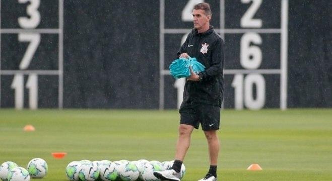 Mancini prometeu um choque em sua chegada e está trazendo a realidade