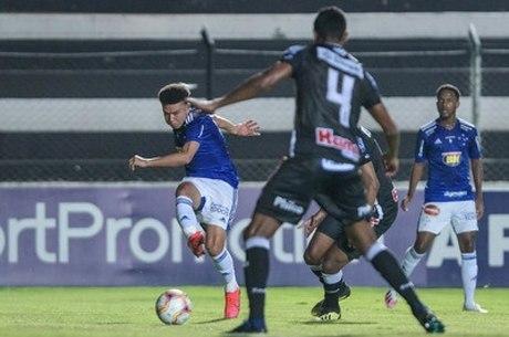 Felipão promoveu mudanças na escalação do Cruzeiro