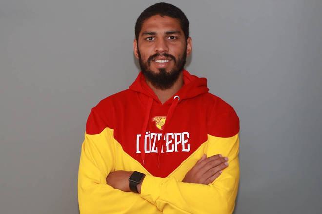 Ex-Flamengo, o zagueiro Wallace joga pelo Goztepe, da Turquia