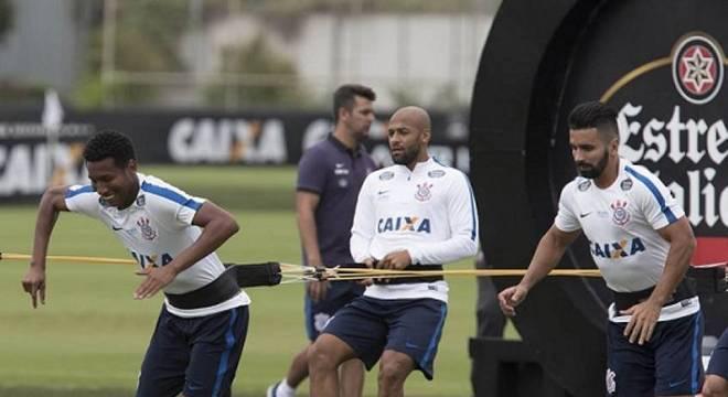 Warian, Fellipe Bastos e Guilherme têm contrato, mas não estão nos planos para 2019