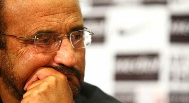 O diretor de marketing do Corinthians, Luis Paulo Rosenberg