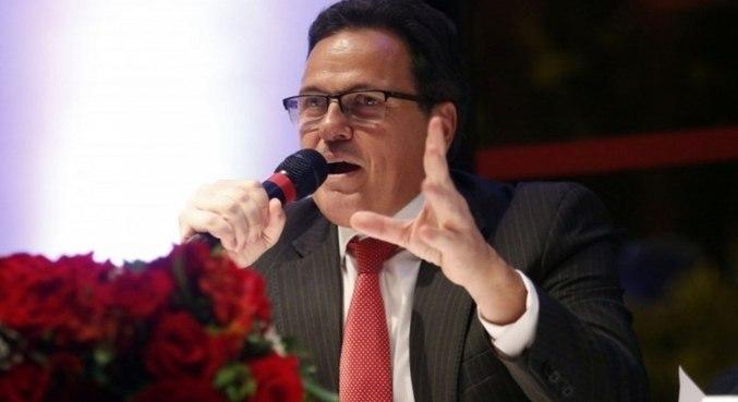 Rodrigo Dunshee, vice-presidente do Flamengo, se manifestou sobre atitude