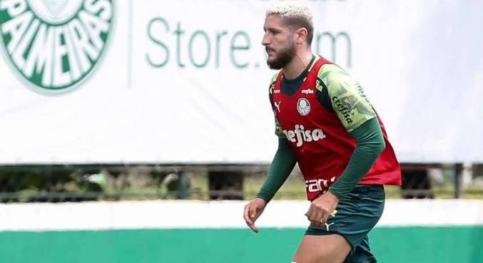 Palmeiras se prepara para confronto contra o Atlético-GO