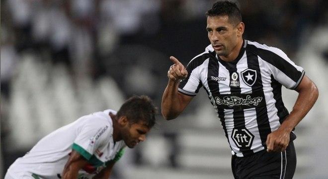 Goleada manteve as esperanças do glorioso no Carioca