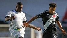 Marquinhos Gabriel aprova atuação do Vasco contra o Botafogo: 'Tivemos mais volume no jogo todo'