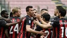 Milan abandona oficialmente a Superliga nesta quarta-feira