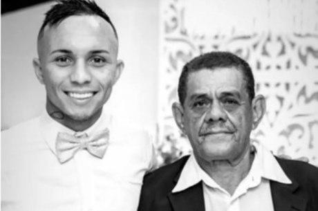 Everton faz homenagem ao avô