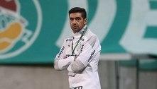 Mais um! Abel Ferreira chega a 11 cartões em 51 jogos pelo Palmeiras