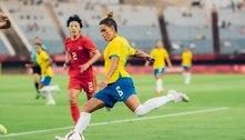 De toda cobertura esportiva mundial, apenas 4% do espaço é dedicado às modalidades femininas, diz Unesco