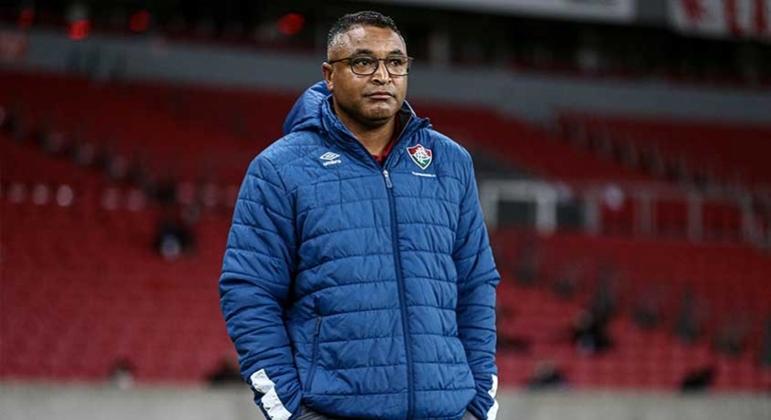 Fluminense demitiu o técnico Roger Machado