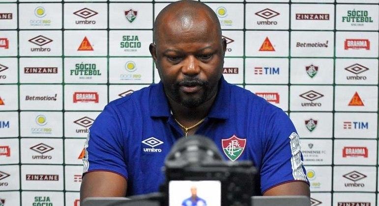 Marcão é o novo técnico do Fluminense até o final da temporada