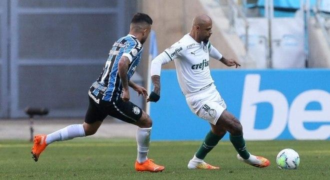 Atual Palmeiras é inferior ao time do ano passado comandado por Felipão