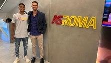 Centroavante assina com a Roma e Corinthians mantém percentual de 30% em uma futura venda