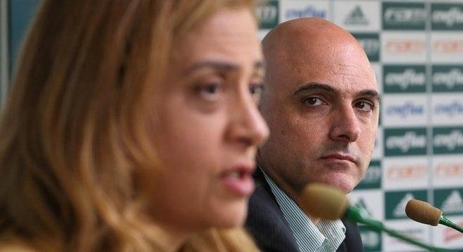 daac333b0ad Maurício Galiotte acertou a renovação com Crefisa e FAM pelos três anos de  seu mandato