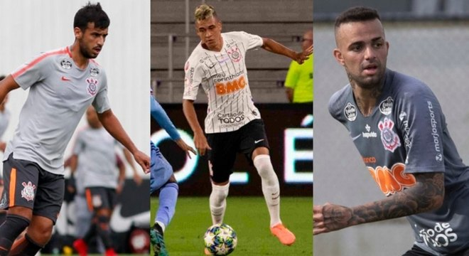 Meio do Corinthians está diferente neste começo de 2020