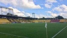 Corinthians e Palmeiras podem jogar em Volta Redonda nesta terça