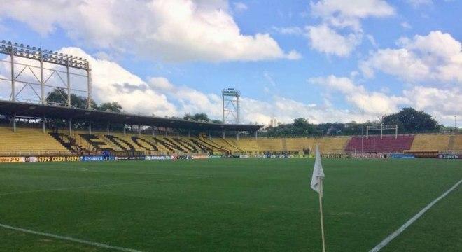 Estádio Raulino de Oliveira pode receber jogos do Paulistão
