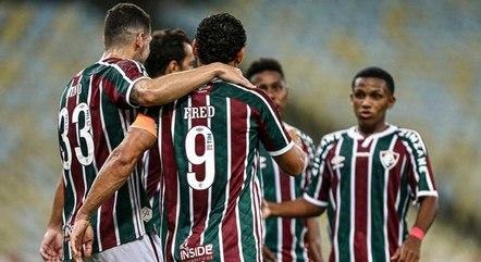 Fluminense volta à Libertadores