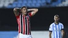 Luciano chega a quinta lesão em sete meses de São Paulo