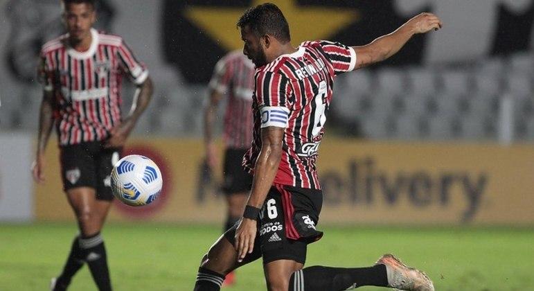 São Paulo vê aproveitamento de finalização despencar; Tricolor tem pior ataque do Brasileiro