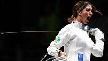Esgrima: Nathalie Moelhausen fala sobre estreia e clima dos Jogos Olímpicos de Tóquio