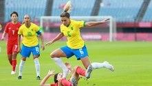 Tamires projeta jogo contra a Holanda e diz que Brasil vem em ascensão: 'Trabalho está evoluindo'