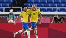 Richarlison 'voa' junto com time, mas Seleção ainda encara turbulências em seu início na Olimpíada