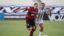 Flamengo busca empate contra o Ceará e segue na caça dos líderes
