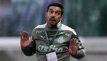Após empate sem gols, técnico Abel comemora: 'O plano foi cumprido'