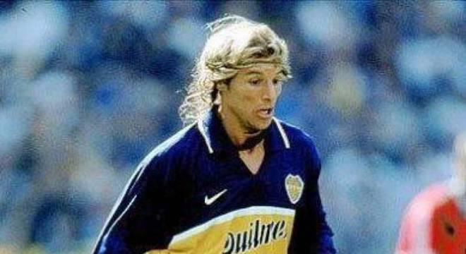 Caniggia é um dos maiores ídolos do Boca Juniors
