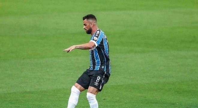 Maicon foi importante para o Grêmio conseguiu o empate