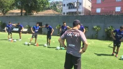 d950b0fd0a Botafogo treina em Santos antes de retornar para garantir  férias   antecipada