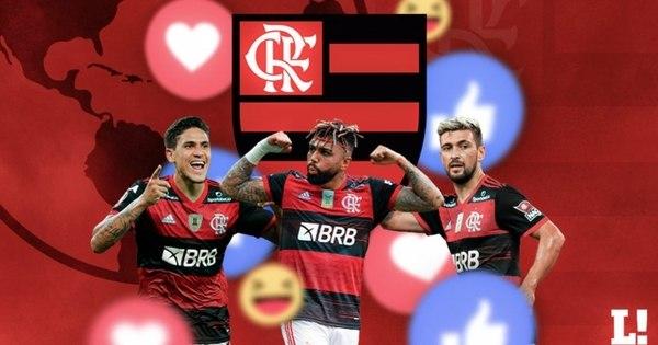 Entre os maiores do mundo nas redes sociais, Flamengo planeja lançar plataforma própria de streaming