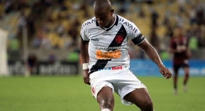 Ribamar tinha  ocarinho do torcedor, mas não deixou saudades no Vasco
