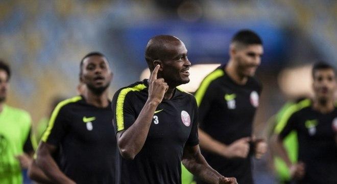 Seleção do Qatar estava confirmada na próxima edição da Copa América