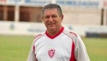 Técnico Ubirajara Veiga morre de Covid-19, aos 66 anos, em Maceió