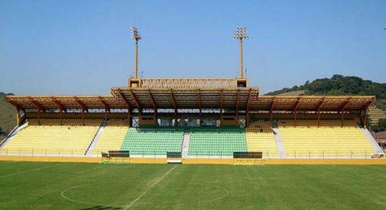 O Estádio de Los Lários será palco de Vasco e Madureira, que seria em São Januário