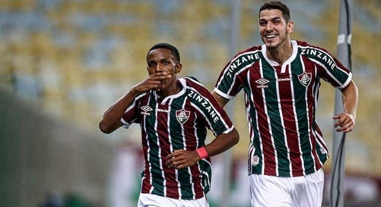 Manchester City contrata o menino Kayky, joia de 17 anos do Fluminense