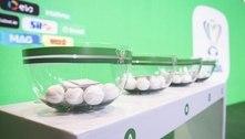 Sorteio define terceira fase da Copa do Brasil; confira todos os jogos